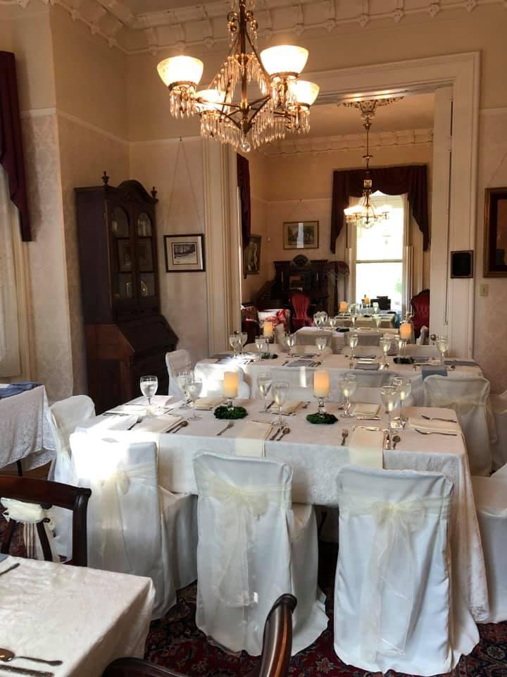 Promont events wedding reception